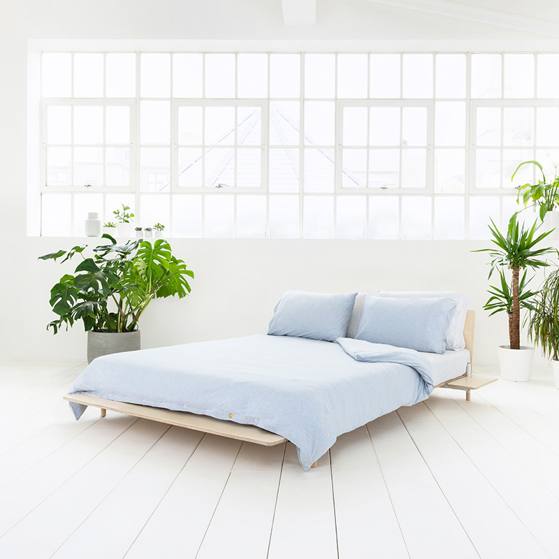 Easy Bedding For Busy Lives